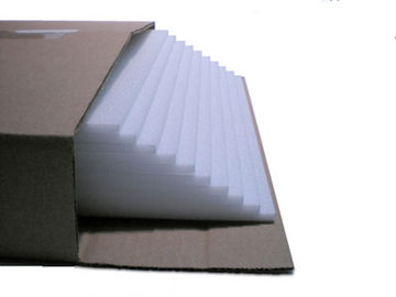 Depron Aero Single Sheets - Select Sheet Sizes & Quantities