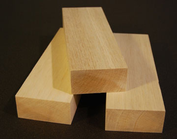 "BALSA BLOCK 300mm X 100mm X 50mm (12"" x 4"" x 2""), 1 piece"
