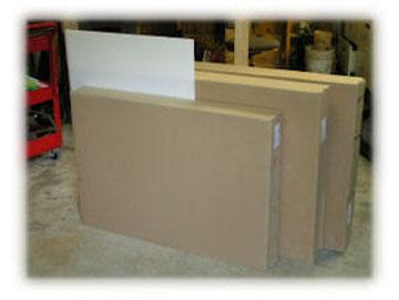 Depron Full Sheet Assortment Case 20ea 3mm Gray 7ea