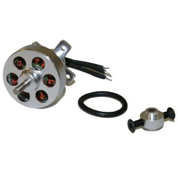 Brushless Outrunner Motor Hextronik 24gram 1500kv