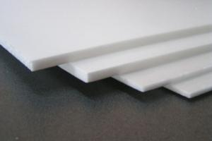 "3mm (20 sheets) & 6mm (10 sheets) White Depron Aero (Assorted case) 30"" x 48"""