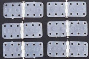Du-Bro - Small Nylon Hinges, SKU 70-077