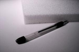 "1"" Thick White EPP (1.3#) 24x36, 1 Sheet"