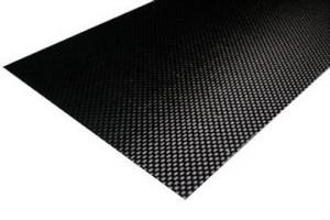 Carbon Plate, 0.5mmx150mmx350mm