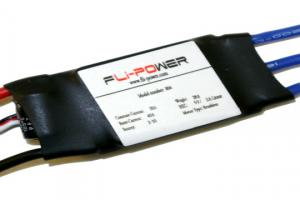 Fli-Power 30A Brushless Speed Controller (ESC)