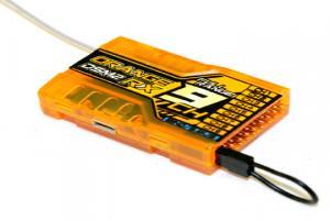 OrangeRx radio receiver - R920X Spektrum DSM2 Compatible 9Ch 2 4Ghz