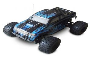 Redcat Racing 24204 Truck Body Black and Red for Sumo RC  24204