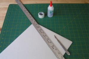 "17"" x 23"" Magic Cutting Mat"