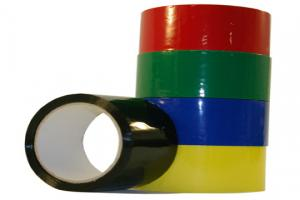 "2"" Color Tape - Black"