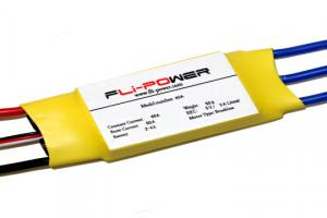 Fli-Power 40A Brushless Speed Controller (ESC)
