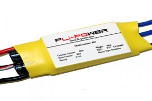 Fli-Power 60A Brushless Speed Controller (ESC)