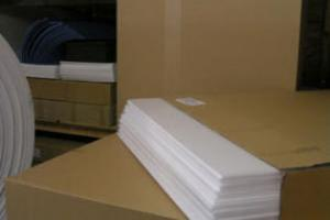 6mm White Depron - Half Case (10 Sheets)