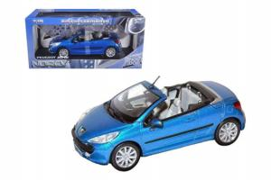 2008 Peugeot 207 CC With Retractable Roof