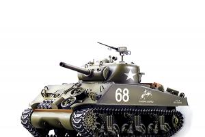 Heng Long T-ShermanUP 1/16 Sherman Tank