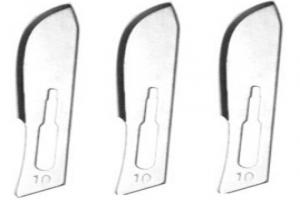 Scalpel Blades No 10 (10 -pack)