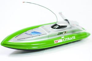 Majesty Remote Control Boat, Green