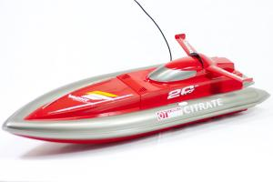 Majesty Remote Control Boat, Red