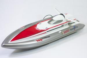 Majesty Remote Control Boat, White