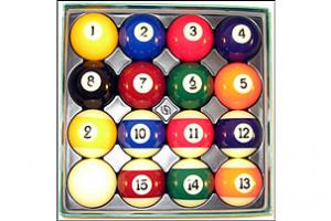 Super Aramith Pro Billiard Balls
