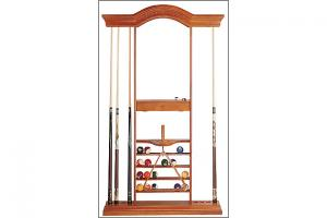 billiard cue racks