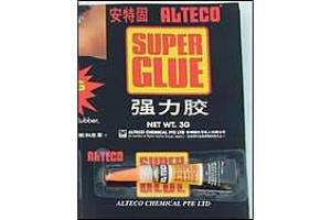 Cue Tip Glue