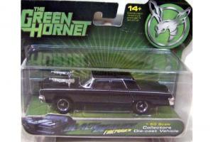 The Green Hornet Fire Power Black Beauty