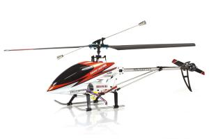 Double Horse 9104 Big Metal Gyro Remote Control Helicopter, Red