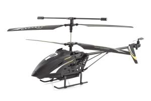 Hawkspy LT-712 Helicopter with Spy Camera, Black