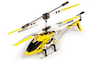 Syma S107G Mini Gyro Yellow