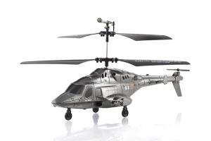 UDI R/C U810 Fly Wolf Combat Fighter Missile Shooting Helicopter