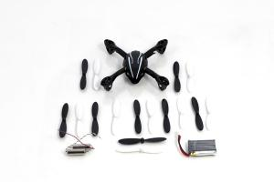 X4 H107L Quadcopter Crash Pack