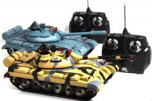 Infra-Red Laser Battle Tank Set