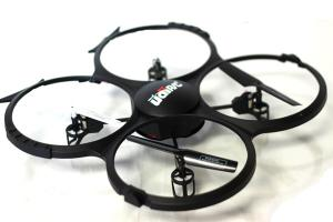 U818A Large UFO Quadcopter with Camera