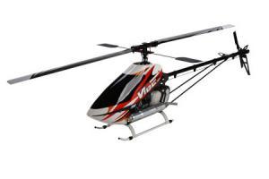 JR Vibe 90SG 3D Pro Heli Kit: VSG