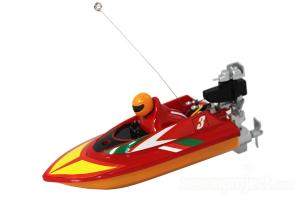 Mini Micro RC Speed Boat