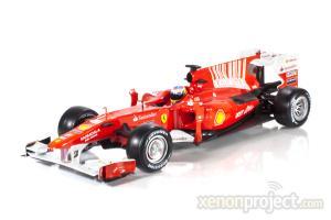 2010 Formula 1 Ferrari F10