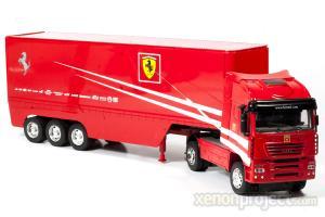 Ferrari Iveco Stralis Scuderia 1:32 Scale RC
