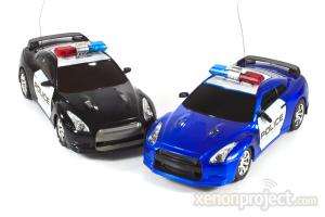 --none-- High Speed Police Car Chasers Various