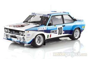 1980 Fiat 131 Abarth Monte Carlo Winner #10