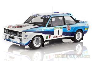 1981 Fiat 131 Abarth Portugal Winner #1