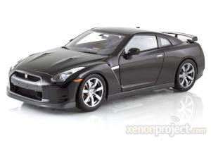2009 Nissan GT-R R35 Left Hand Edition