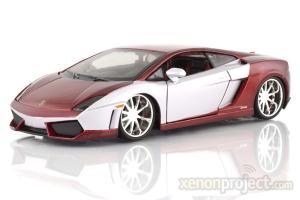 2009 Lamborghini Gallardo LP 560-4, Red