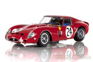 Ferrari 250 GTO 1963 LeMans #24