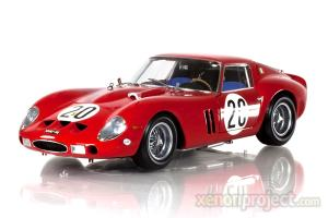 Ferrari 250 GTO Lemans 1963 #20 Fernand Tavano