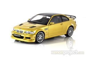 2001 BMW M3 GTR Street