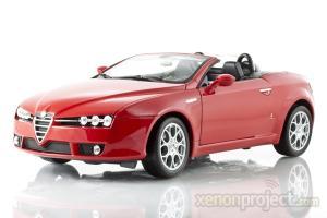 2010 Alfa Romeo Spyder