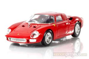 Hot Wheels Ferrari 250 LM Red