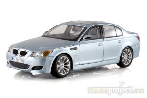 2005 BMW M5, Silver