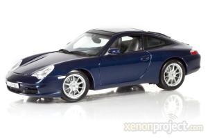 2003 Porsche 911 Carrera Targa, Blue