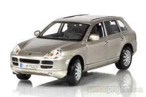 2002 Porsche Cayenne, Silver